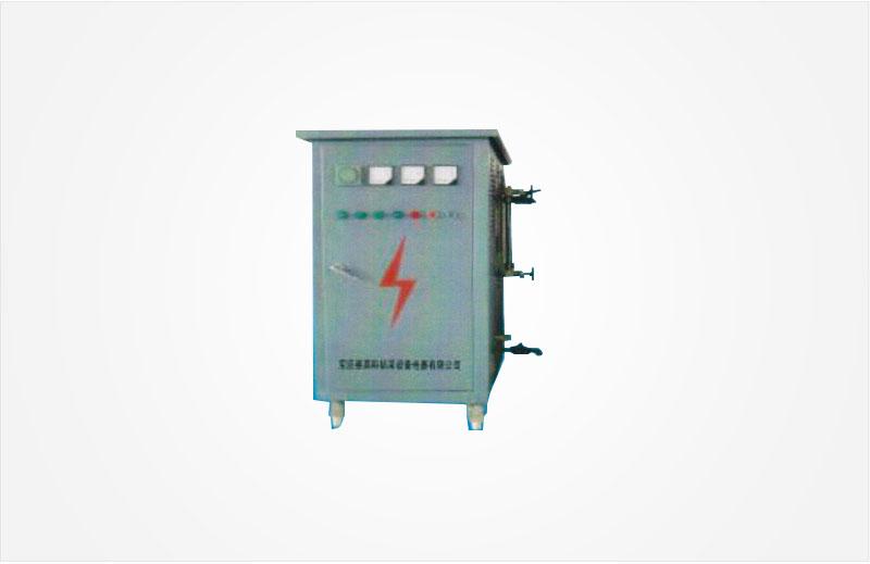 Gas antifreeze device-steam generator