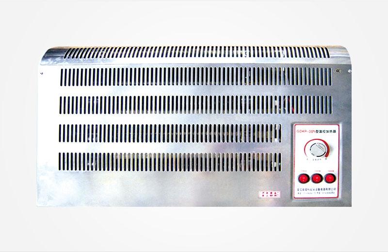 Automatic temperature control heater