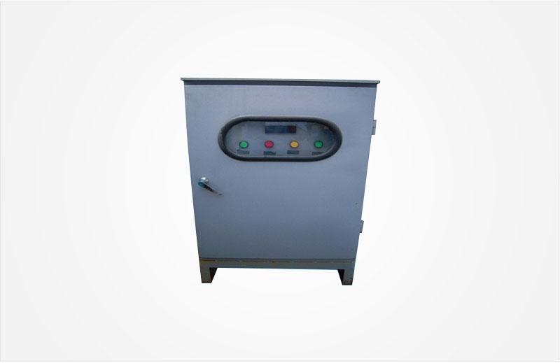 Anti-freezing device main console