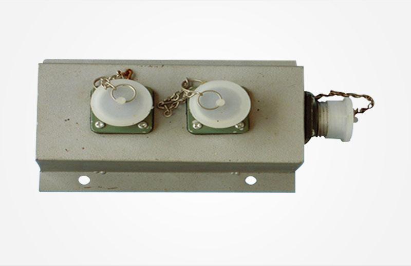Three-wire junction box