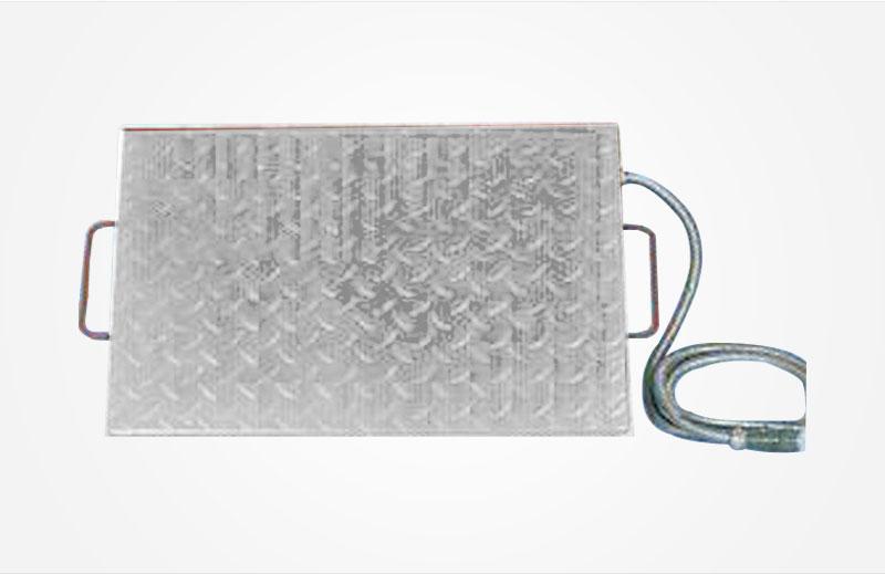 SRK drilling platform footboard heater