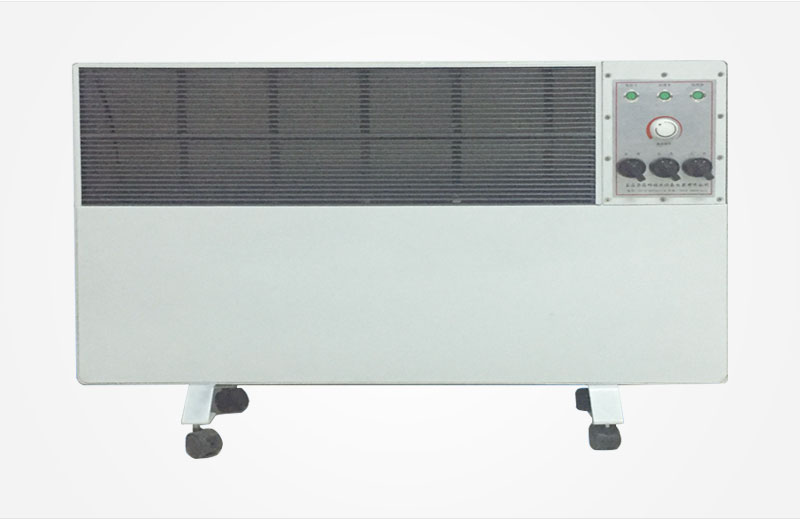 Temperature controlled heater