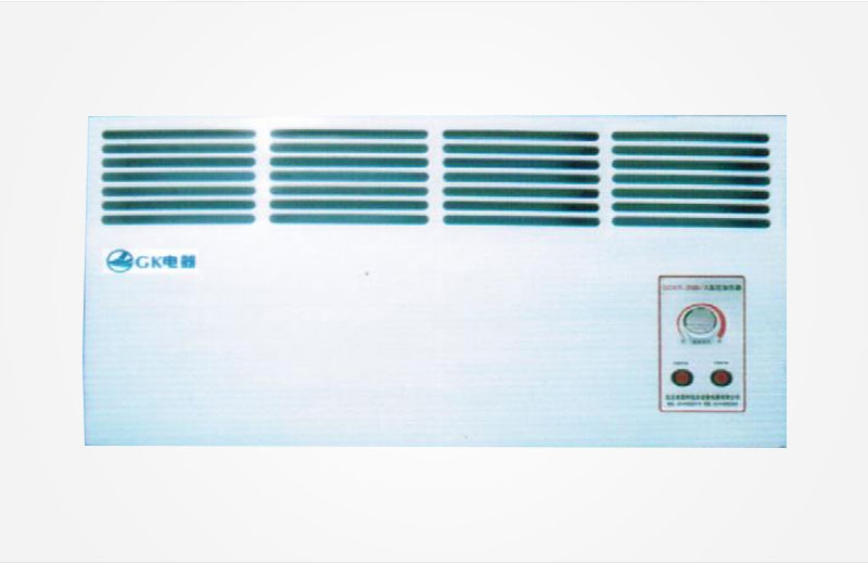 European-style energy-saving temperature control heater