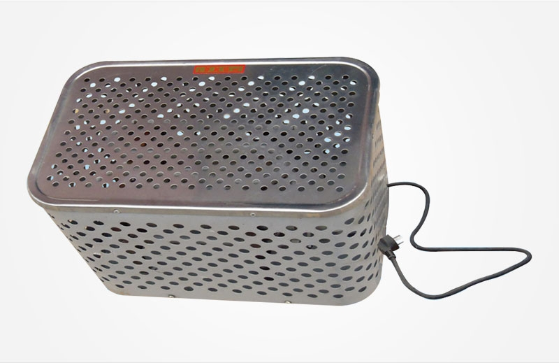 Temperature controlled heater