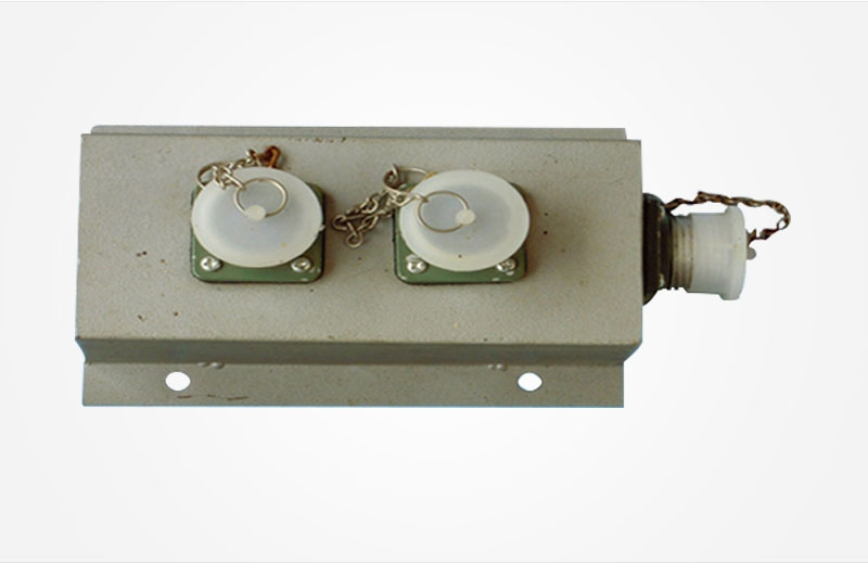 Three-wire junction box